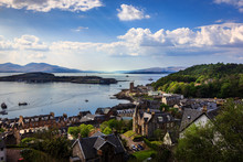 The Port Of Oban, Scotland
