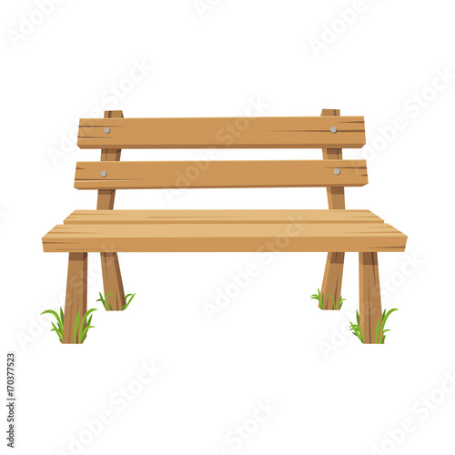 Outstanding Wooden Bench Seat Buy This Stock Illustration And Explore Onthecornerstone Fun Painted Chair Ideas Images Onthecornerstoneorg