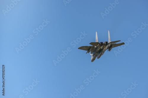 Fototapeta Air F Defence Force F15 Eagle Fighter