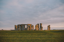 Ancient Stones Of Stonehenge