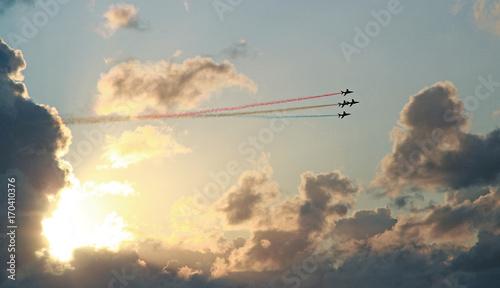 Valokuva  Avions de la Patrouille de France