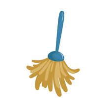 Cartoon Simple Feather Duster ...
