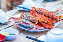 Fresh Crab Boiled In Beer Read...