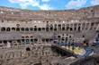 Colosseum from inside - Rome
