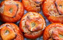 Tomates Farcies, Repas