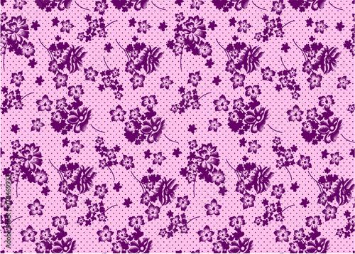 bezszwowy-kwiatu-wzor