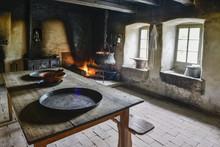 Old Farmhouse Kitchen