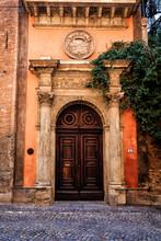 Door, Bologna, Italy