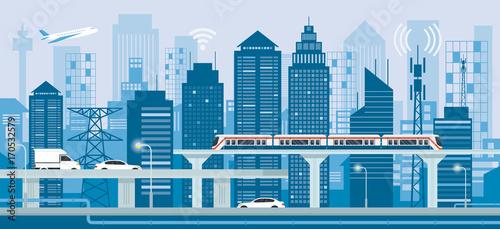krajobraz-miasta-z-infrastruktura