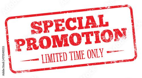 Fotografía  Special Promotion Stamp