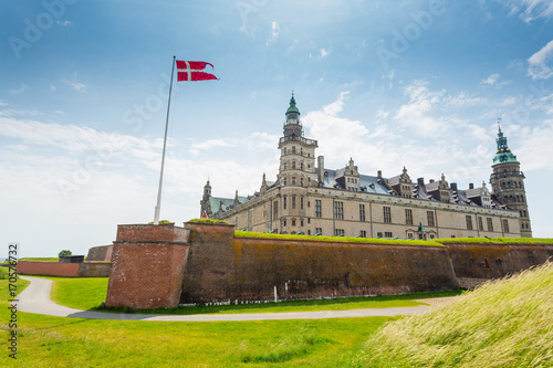 Photo  Kronborg Castle, Helsingor, Denmark