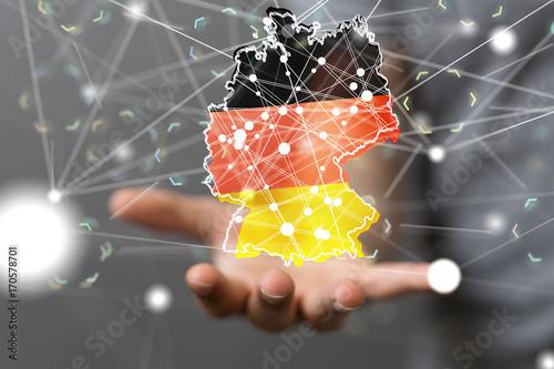 Obraz deutschland - fototapety do salonu