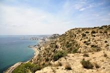 Sierra Grossa Y Alicante Comunidad Valenciana España