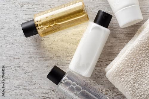 Fotografie, Obraz  Shower supplies