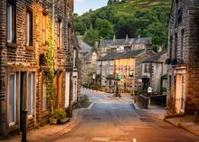 Villagein British Countryside UK