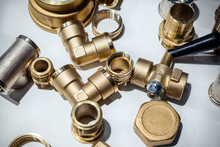 Scattering Of Various Brass Sa...