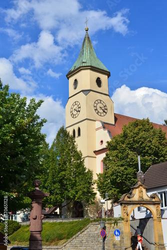 Katholische Kirche Lörrach