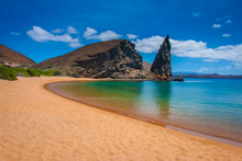Galapagos Islands. Ecuador. Bartolome Island.