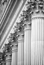 Columns At National Archives B...