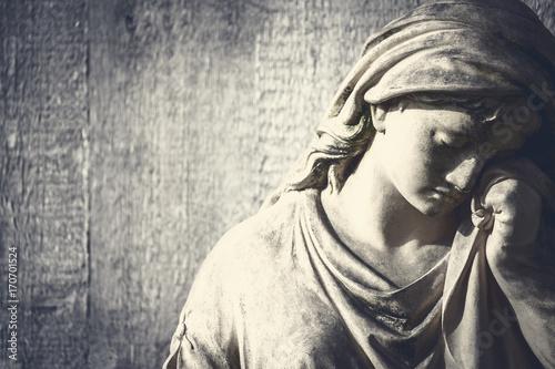 Heilige Maria Fototapet