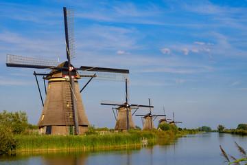 Vjetrenjače iz Kinderdijka / NL
