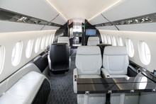 Modern Business Jet Aircraft I...