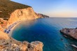 Porto Katsiki beach. Lefkada, Greece