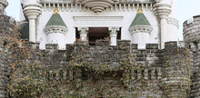 Old Castle In Thailand Amuseme...