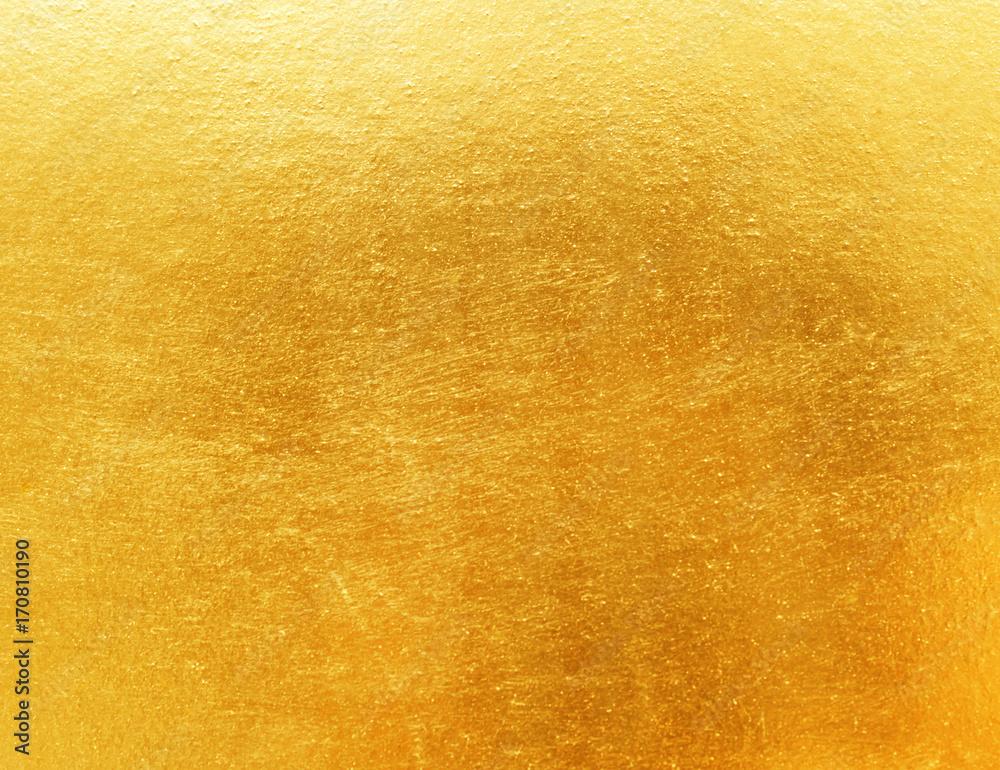 Fototapety, obrazy: gold leaf