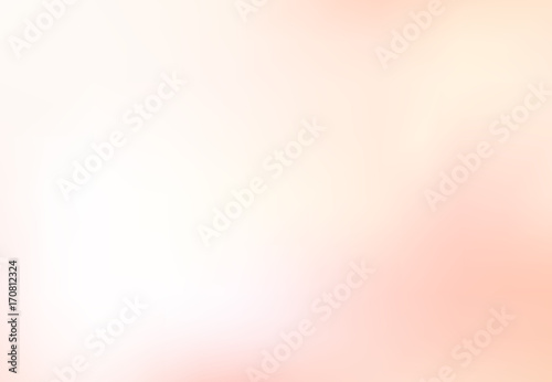 Fotomural  Abstract blurred soft focus of bright pink color background concept, copy space,
