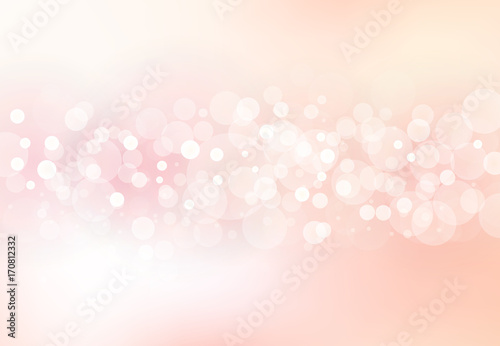 Obrazy różowe  abstract-blurred-soft-focus-bokeh-of-bright-pink-color-background-concept-copy-space-vector