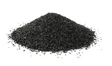 Pile Of Crushed Anthracite