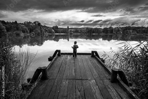 Photo  contemplation