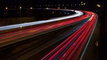 Highway, Long Exposure 16:9 Ra...