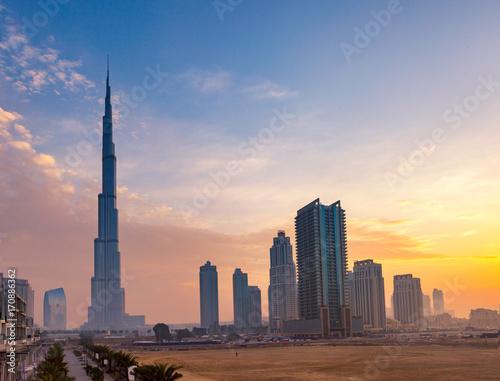 Photo  Burj Khaleefa dubai