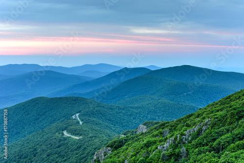 Valokuva  Shenandoah National Park - Virginia