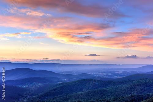 Photo  Shenandoah National Park - Virginia