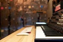 Digital Music Composer With Ke...