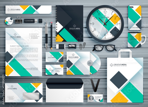 Professional business stationery template vector design buy this professional business stationery template vector design accmission Image collections