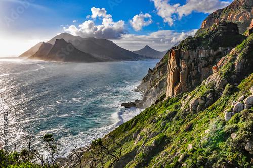 Chapman's Peak, Hout Bay; Südafrika