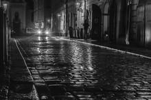 Prague, Czech Republic. Night ...