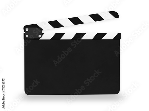 Fotografie, Obraz Clap cinéma action
