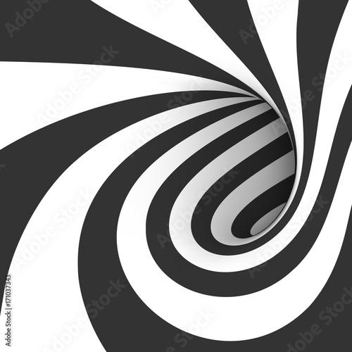 Zdjęcie XXL Pasiasty abstrakcjonistyczny tło. Ilustracji wektorowych