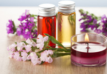 Essential Oils, Flowers And Ca...
