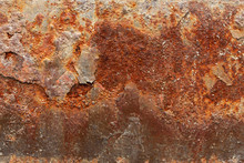 Old Rusty Iron Background