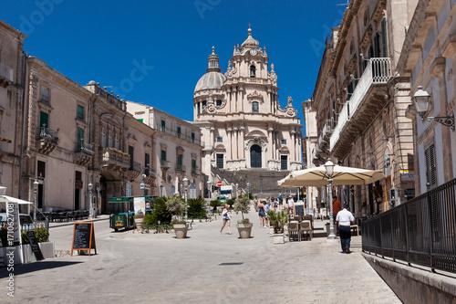 Ragusa Ibla, Ragusa Sicily, Italy
