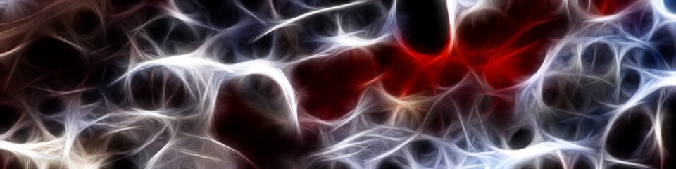 Abstract firelike background