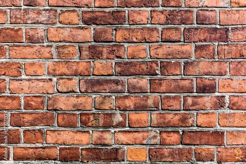Fototapeta Brick wall high definition texture
