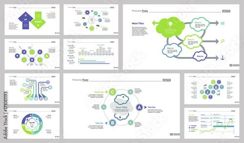 Photo  Ten Finance Slide Templates Set