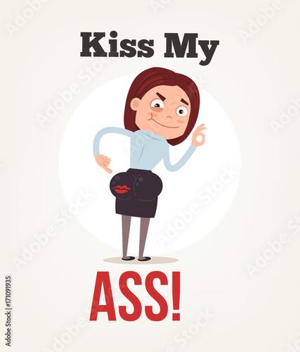 kiss-my-ass-cartoon